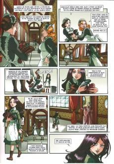 Extrait de Princesse Sara -2- La princesse déchue