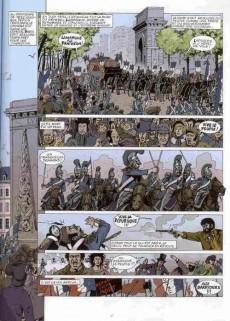 Extrait de Les incontournables de la littérature en BD -13- Les Misérables - Tome 2