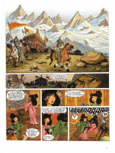 Extrait de Percevan -13- Les Terres sans Retour
