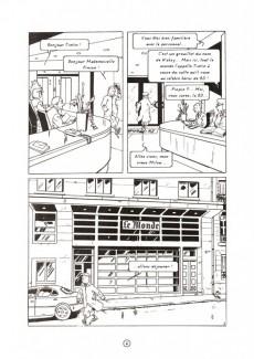 Extrait de Tintin - Pastiches, parodies & pirates -23b- Objectif Monde