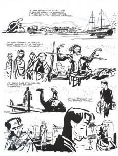 Extrait de Le chapeau de Rimbaud