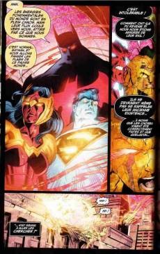 Extrait de DC Trinity -6- Le retour
