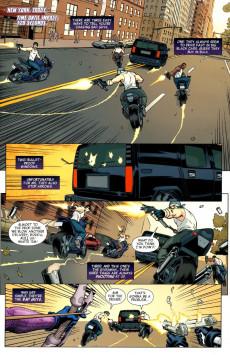 Extrait de Hawkeye & Mockingbird (2010) -1- Ghosts, Part 1