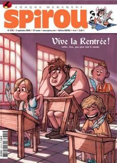 Extrait de (Recueil) Spirou (Album du journal) -311- Spirou album du journal