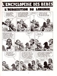 Extrait de L'encyclopédie des bébés -2- L'acquisition du langage