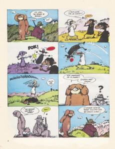 Extrait de Le génie des Alpages -1- Le génie des alpages
