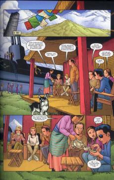 Extrait de Buffy contre les vampires - Saison 08 -6- Retraite