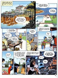 Extrait de Le vagabond des Limbes -19a1997- Un tramway nommé délire