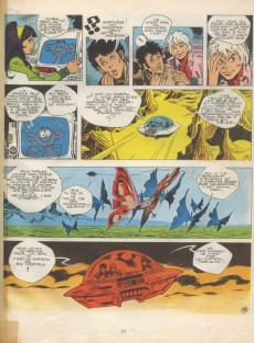 Extrait de Dani Futuro -1- La planète Nevermor