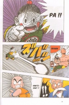 Extrait de Dragonball (Perfect Edition) -9- Tome 9