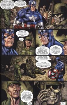 Extrait de Captain America (100% Marvel) -4- Théâtre de guerre