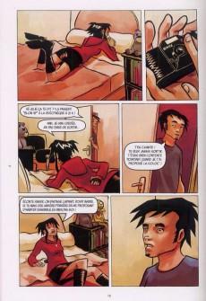 Extrait de Babydoll Diary -1- Cahier 1 - 1993-2000