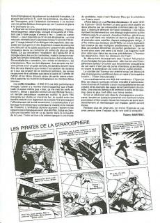 Extrait de L'Épervier bleu (Dupuis) -INT- Territoires interdits