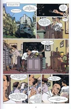 Extrait de La brigade Chimérique -5- Le Club de l'Hypermonde - Tola
