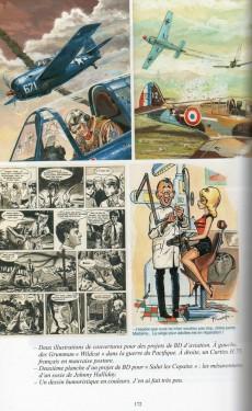Extrait de (AUT) Bergèse - Une vie de dessin et d'aviation