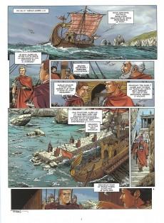 Extrait de Médée (Renot/Ersel) -2- L'Or de Byzance