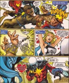 Extrait de Best of Marvel -22- Avengers Forever vol. 1