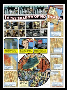 Extrait de In the shadow of no towers - Tome Ang