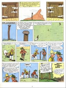Extrait de Chick Bill -4555Pub- Kid-la-Gâchette