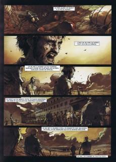 Extrait de Zombies (Peru/Cholet) -1- La Divine Comédie