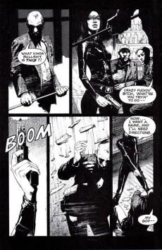 Extrait de Crow (The): Flesh & Blood -1- Flesh & Blood 1