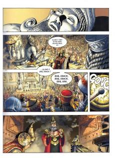 Extrait de Carthage -1- Le Souffle de Baal