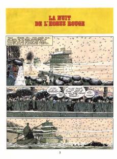 Extrait de Victor Billetdoux -3- La nuit de l'Horus rouge