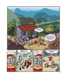 Extrait de La dodo Lé Pa Là -2- La Dodo Lé Pa Là, Tome II