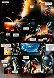 Extrait de 42 Agents Intergalactiques -3- Shaÿn