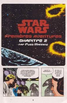 Extrait de Star Wars (Comics Collector) -10- Numéro 10