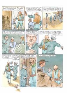 Extrait de La malvenue -2- La Malvenue