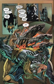 Extrait de Cyberforce (Image Comics - 1993) -8- Cyberforce