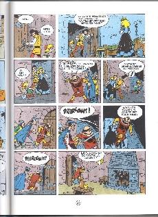 Extrait de Johan et Pirlouit -3c88- Le lutin du bois aux roches