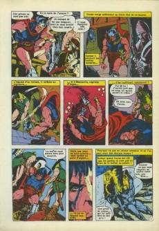 Extrait de Conan le barbare (1re série - Aredit - Artima Marvel Color) -Rec03- Album N°1 (n°5 et n°6)