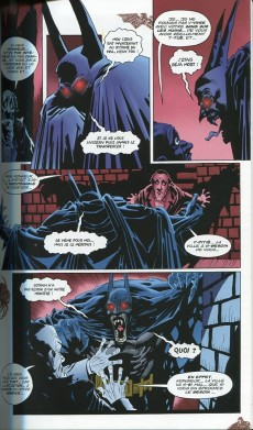 Extrait de Batman & Dracula -3- La brume pourpre