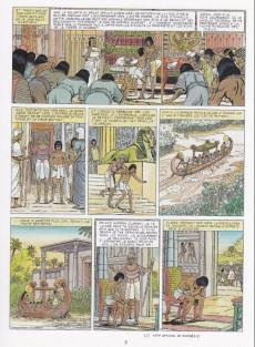 Extrait de Kéos -INT- La trilogie égyptienne