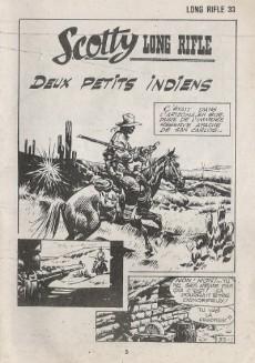 Extrait de Long Rifle -33- Deux petits indiens