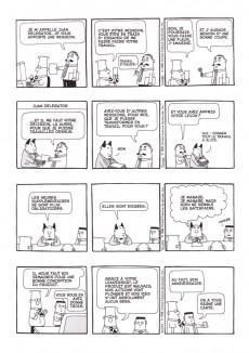 Extrait de Dilbert (Albin Michel) -9- Internet sans peine et sans reproche