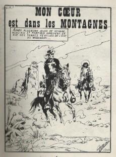 Extrait de Néro Kid -100- Mon cœur est dans les montagnes