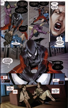 Extrait de Spider-Man Hors Série (Marvel France puis Panini Comics, 1re série) -31- La force des ténèbres