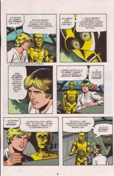 Extrait de Star Wars (Comics Collector) -11- Numéro 11