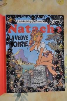 Extrait de Natacha -17TL- La veuve noire