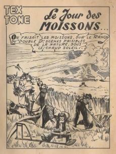 Extrait de Tex-Tone -101- Le jour des moissons...