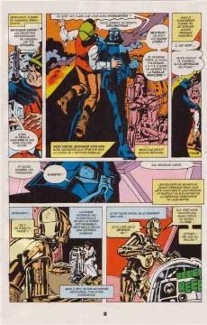 Extrait de Star Wars (Comics Collector) -12- L'empire attaque