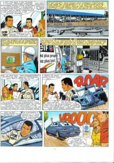 Extrait de Michel Vaillant -36Pub- Le Plein d'infos