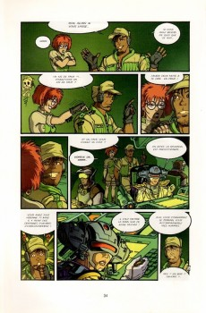 Extrait de Kazandou -2- La voie du guerrier