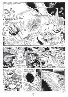 Extrait de Rob Mobane -1- Le secret des Dieu