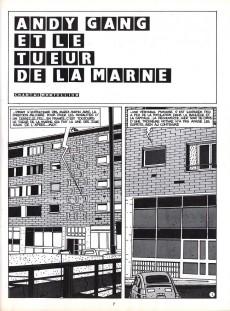 Extrait de Andy Gang -2- Andy Gang et le tueur de la Marne
