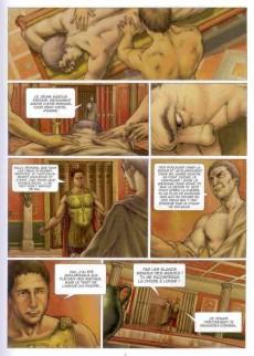 Extrait de Les incontournables de la littérature en BD -22- Quo vadis ?