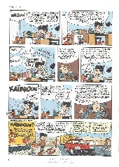 Extrait de Boule et Bill -03- (Publicitaires) -23Vert B- 'faut rigoler !